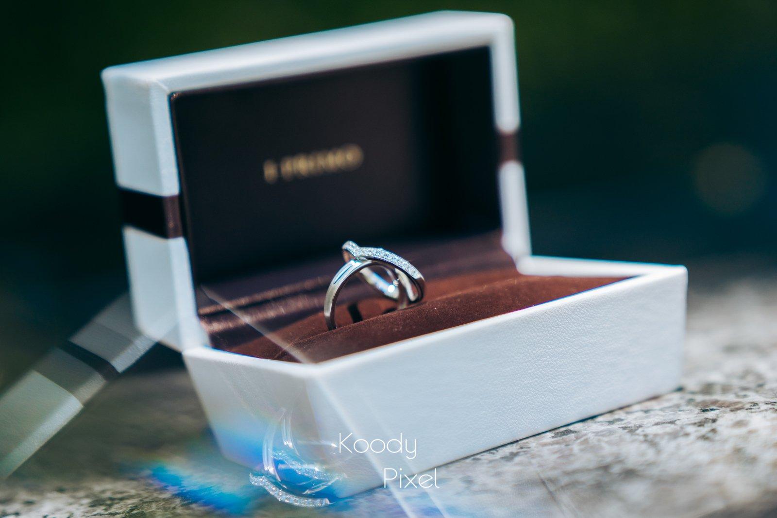 婚禮介指 | Wedding ring