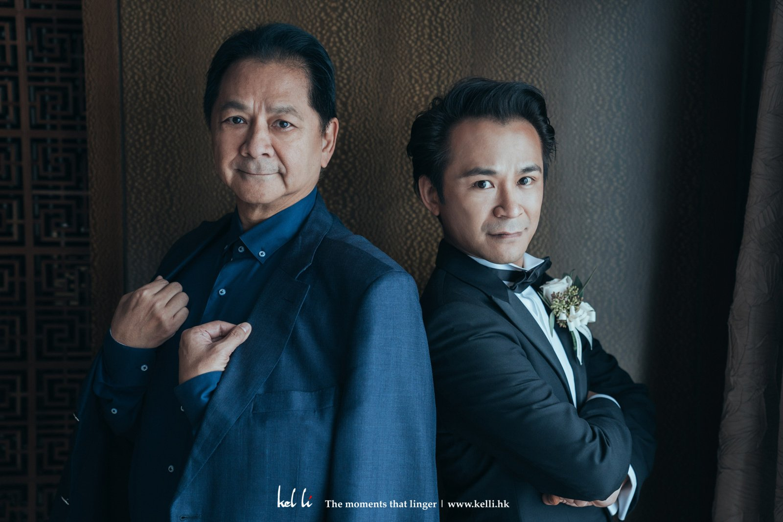 Father & Son | Wedding Photography