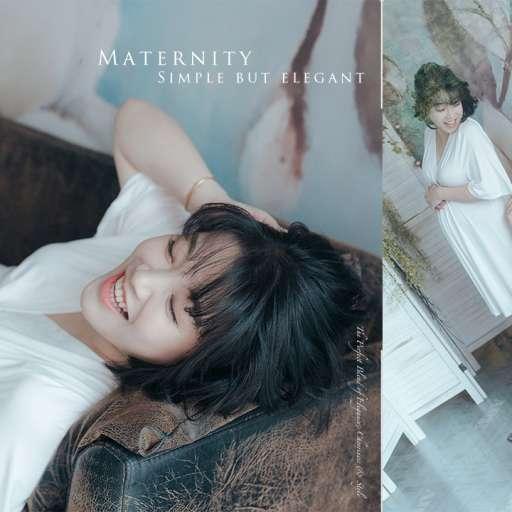 【簡約大肚照】 | Pregnancy Photography | 孕婦寫真 | Koody Pixel
