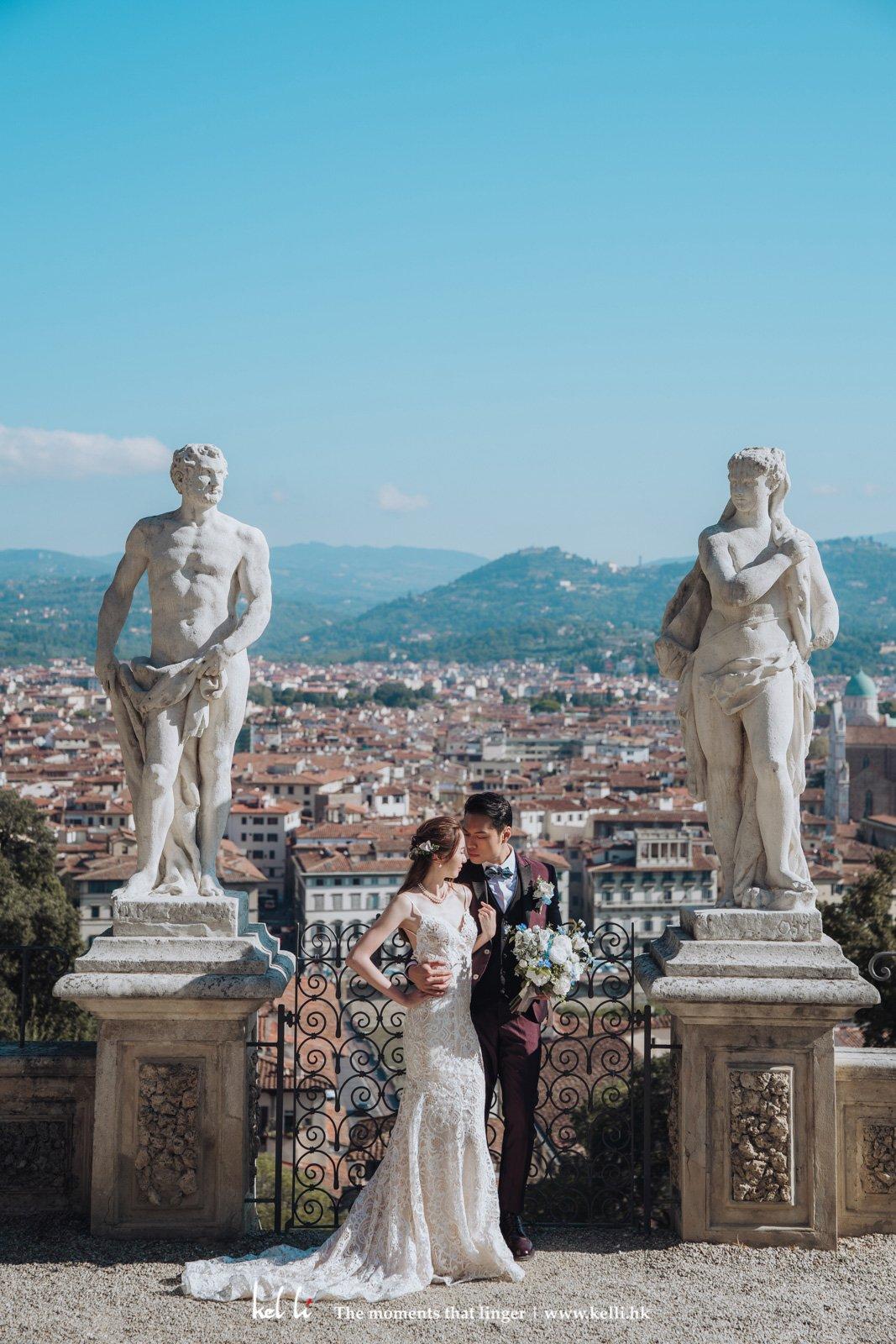 佛羅倫斯婚紗攝影