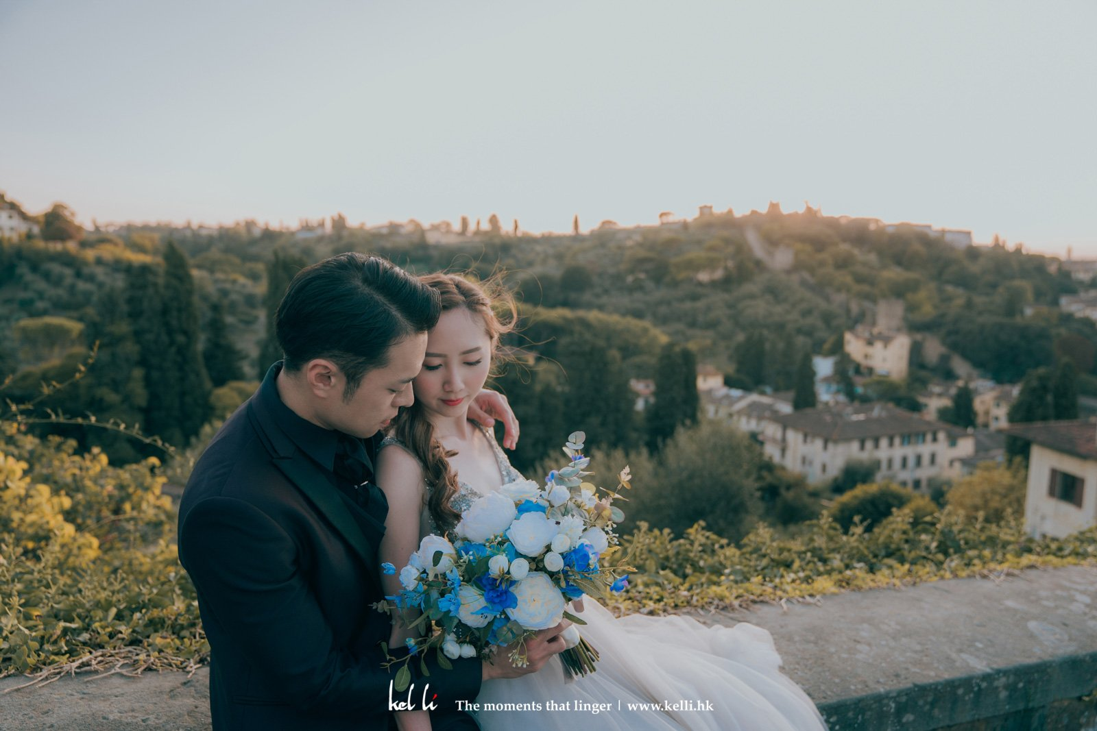 Prewedding in Florence