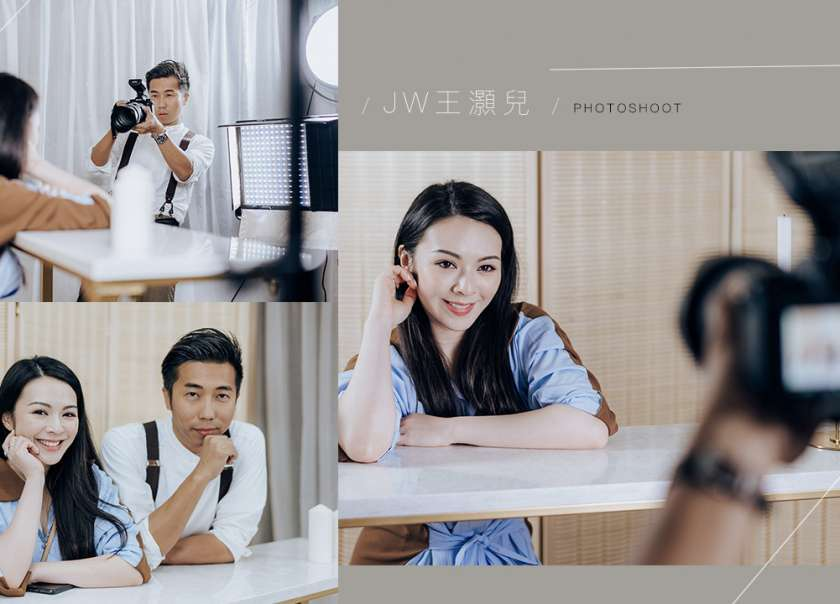【Shooting with   JW 王灝兒】
