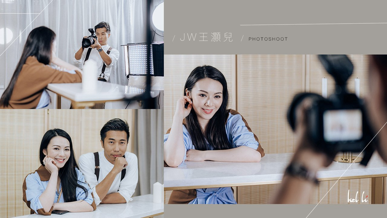 Shooting with | JW王灝兒