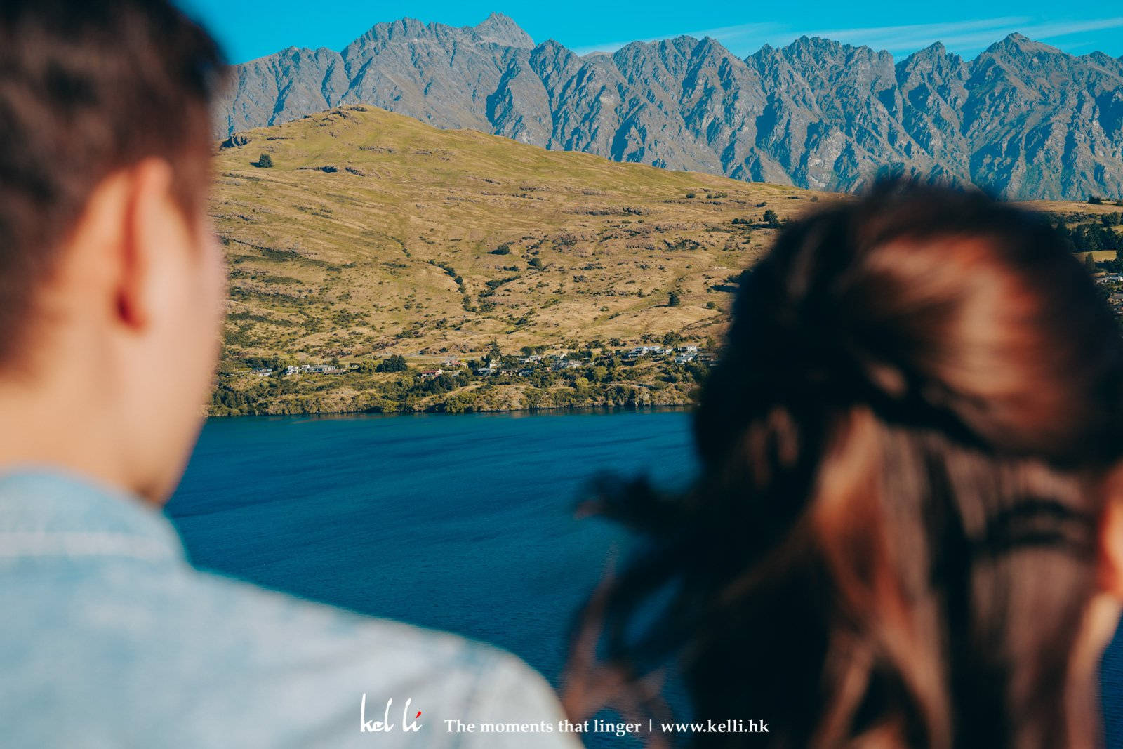 New Zealand Prewedding