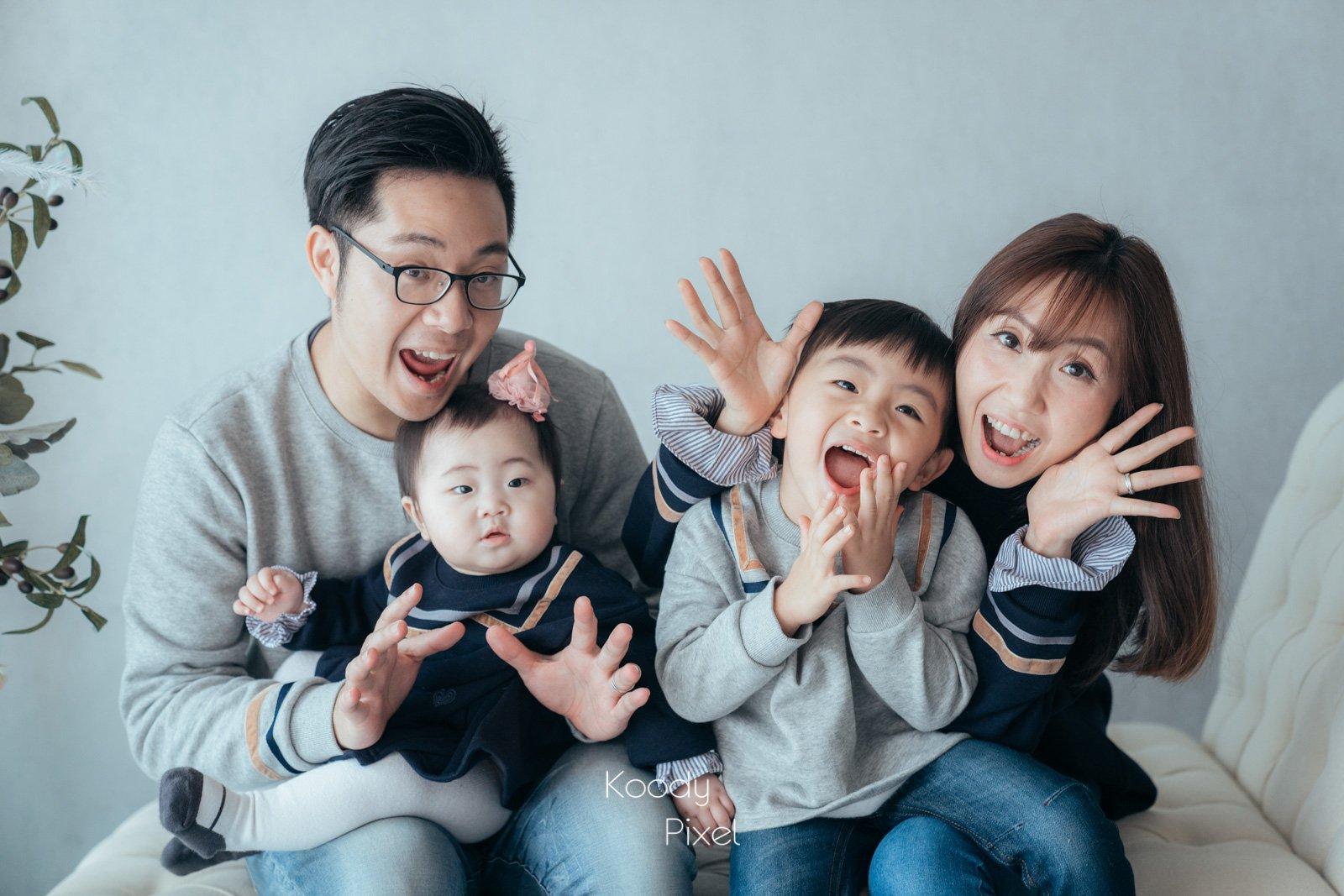我們這一家 | Family Photo | 家庭照 | Koody Pixel