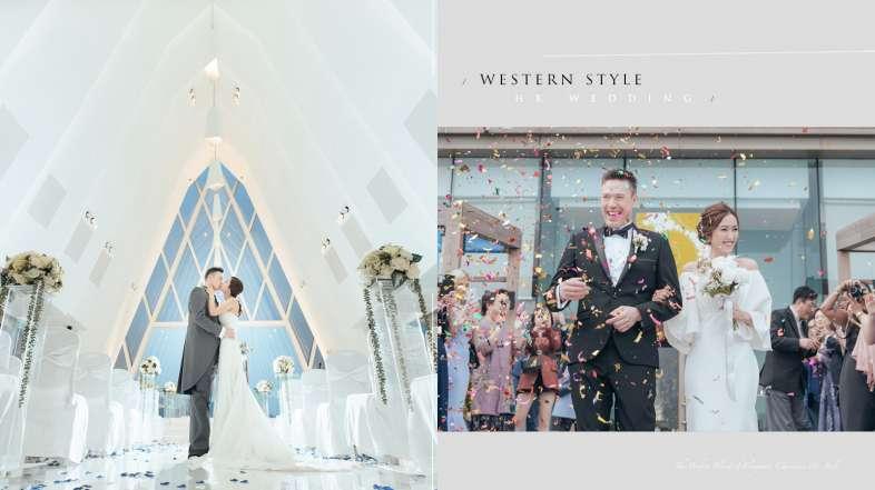 我們在藍天遇上, 在雲層愛上 | Wedding Photography | 婚禮攝影