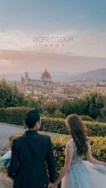 2019/2020 WORLDTOUR | 海外拍攝檔期