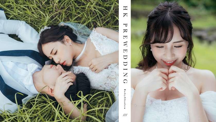 【5個技巧拍出Youtuber小影的可愛婚紗相】| HK Prewedding | 香港婚紗攝影