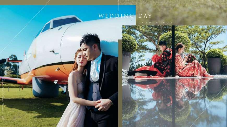 【熾熱的風景之下】  Kerry Hotel Wedding Photography   嘉里酒店婚禮攝影