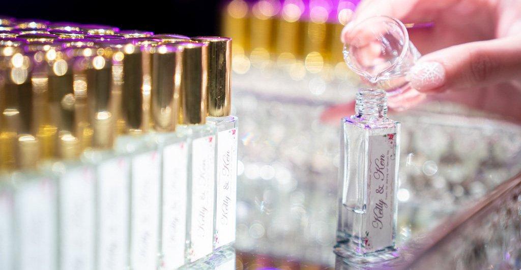 結婚回禮 DIY Perfume