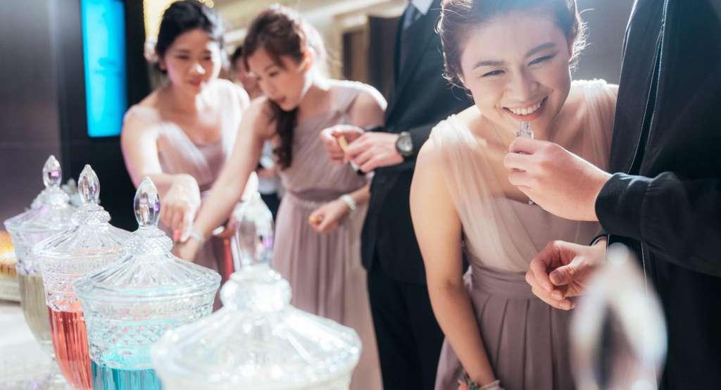 婚禮回禮 DIY Perfume