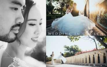 【Infinitely & Definitely】| 伯大尼教堂婚禮 | Bethanie Chapel Ceremony