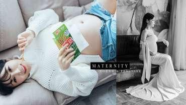 Young & Feminie   孕婦寫真   Pregnancy Photo [Koody Pixel]