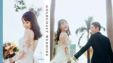 【Stay Golden】  HK Gold Coast Wedding Photo   香港黃金海岸婚禮攝影