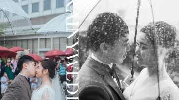 【這就是雨天的婚禮嗎?】  Harbour Plaza Wedding Photography   都會海逸酒店婚禮攝影